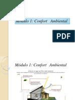 Modulo Uno - Confort Ambiental