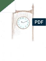 Relógio Sendo Feito