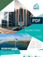 RAKEZ Brochure English