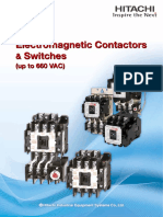 Contactors and Switches