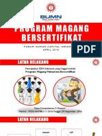 Panduan - Program Magang Bersertifikat BUMN