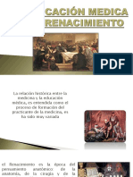 La-educación-medica en El Renacimiento
