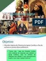 Historia Igreja Idade Media