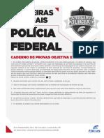 Simulado 3 Carreiras Policiais