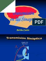 1.Transmisión Sináptica Nt