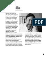 Biografía y poemas de Jorge Torres Ulloa