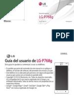 Manual Del LG L9 - P758G