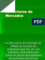 Estructuras de Mercados
