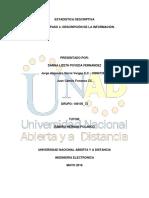 Laboratorio Regrecion y Correlacion Lineal