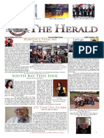 SJHS the Herald 2013 Spring