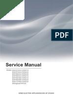 Service Manual BORA 7-12K