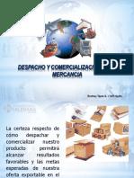 02 Como Exportar Despacho y Comercializacion de La Mercaderia