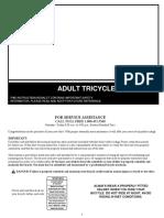 Adult Trike Manual 2016-Eml