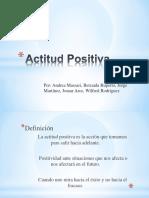 Actitud Positiva POWER.ppt