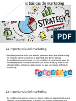 Nociones Básicas de Marketing Clase 2
