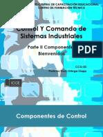 Parte 2 Control y Comando de Sistemas Industriales - 2017