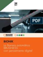 Brochure Bionik Es 2017