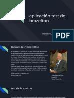 Aplicación Test de Brazelton