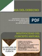 Historia Del Derecho Maav