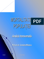 Curs Mortalitate