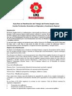 3- Metodología de Planificación Estratégica