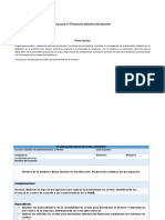 Planeación Didáctica de Contabilidad de Costos U31