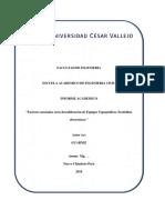 Informe Academico- Ing. Civil