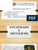ENCOFRADOS METALICOS
