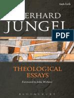 Jüngel, Eberhard. Theological Essays I