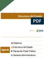 Presentacion Tecnica Estructura Estado Colombiano