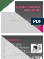 Ultrasonografia Abdominal