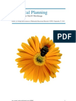Statistical Planning (Education Research)