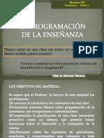 La Programación de La Enseñanza (1)