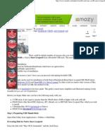 Make Bootable USB [OSx86, S..