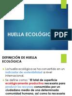 5. Huella Ecológica