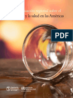 Informe Alcohol Salud Americas 2015