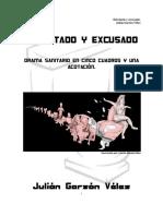 Retratado y Excusado - Julián Garzón Vélez.