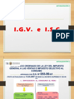 IGV E ISC
