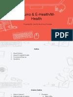Arduino Health