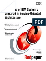 Redpaper 4152 the Value of Mainframe to SOA
