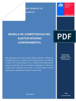 Documento Tecnico 76 Modelo de Competencias Auditor Interno