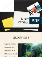 Kyoto Protocol & Significance