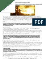 Conozca La Historia de Los Bomberos en El Perú