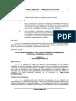 DC5817 Ley Del Impuesto Especifico de Llamadas Provenientes Del Exterior