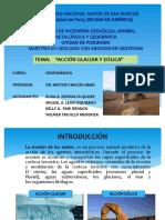 Accion Glaciar y Eólica (Grupo 5)