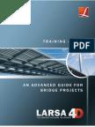 LARSA 4D Advanced Training Manual for Bridge Projects