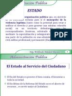Administracion Publica UNSA Parte 1