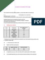 Pile Capacity - Soil Case