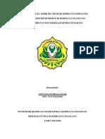Cover Praktik Kebidanan Fisiologis Adytama