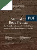 Manual de Boas Práticas Das Unidades Judiciárias Cíveis Do 1º Grau